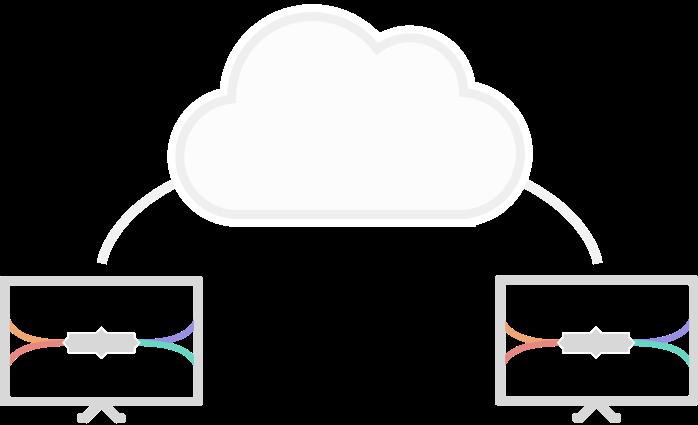 no setup collaboration - Making Mind Maps Online
