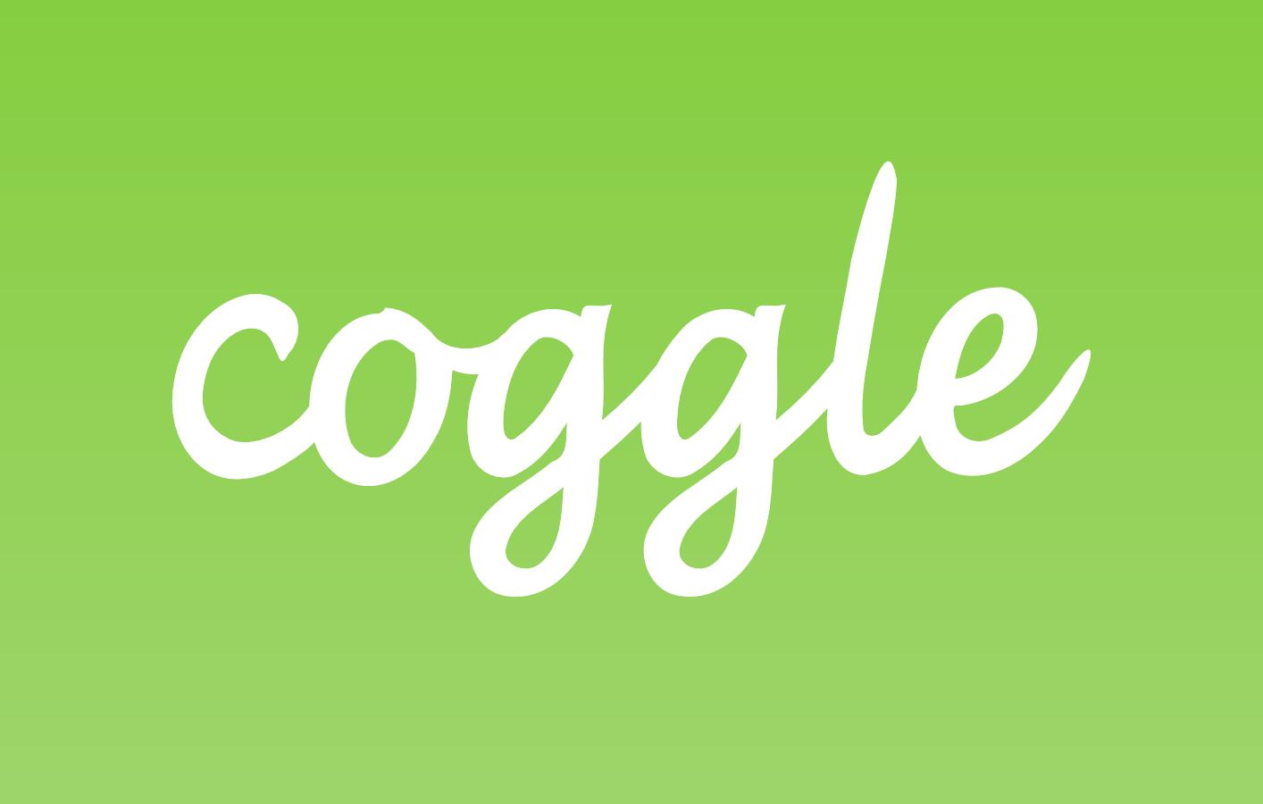 Resultado de imagem para coggle logo